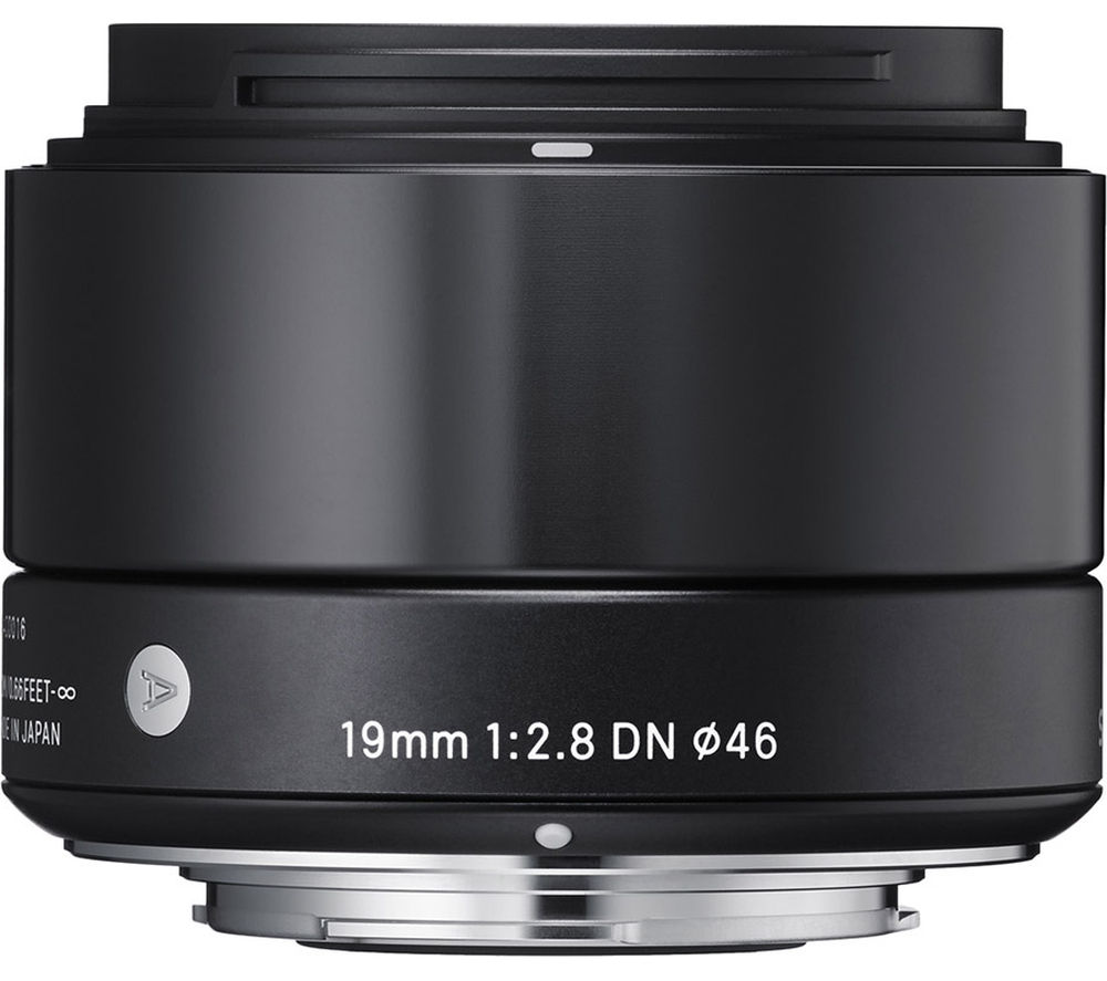 SIGMA 19 mm f/2.8 DN A Wide-angle Prime Lens - for Sony