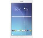 """SAMSUNG Galaxy Tab E 9.6"""" Tablet - 8 GB, White"""