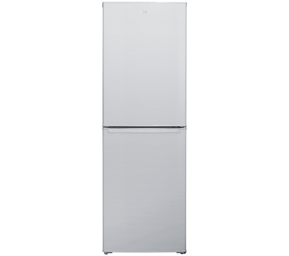 LOGIK LFC55W16 50/50 Fridge Freezer - White