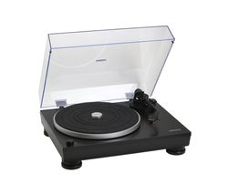 Image of AUDIO TECHNICA AT-LP5 Direct Drive Turntable - Black
