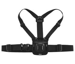 NIKON AA-8 Action Camera Chest Harness - Black