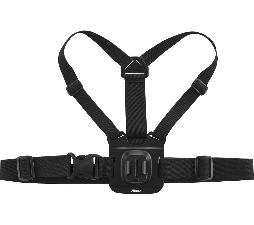 NIKON AA-8 Chest Mount Harness, Black