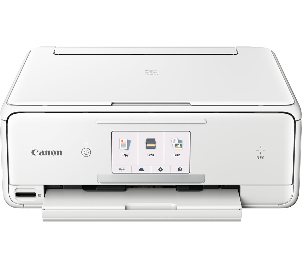 CANON PIXMA TS8051 All-in-One Wireless Inkjet Printer
