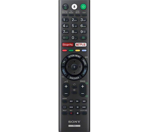 Buy Sony Bravia Kd55xe8596 55 Quot Smart 4k Ultra Hd Hdr Led
