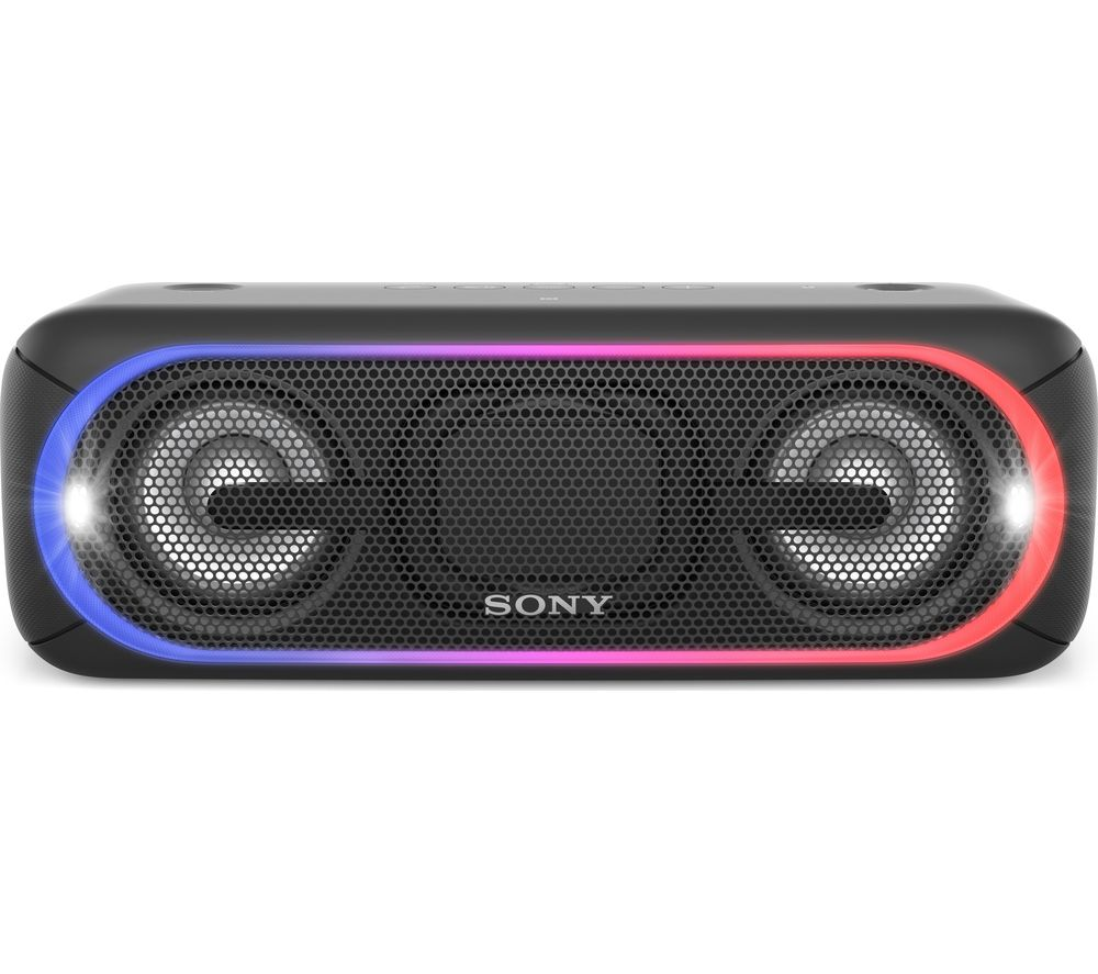 SONY EXTRA BASS SRS-XB40 Portable Bluetooth Wireless Speaker - Black