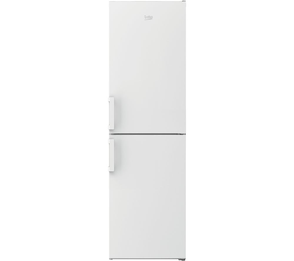 BEKO CXFP1582W 50/50 Fridge Freezer - White