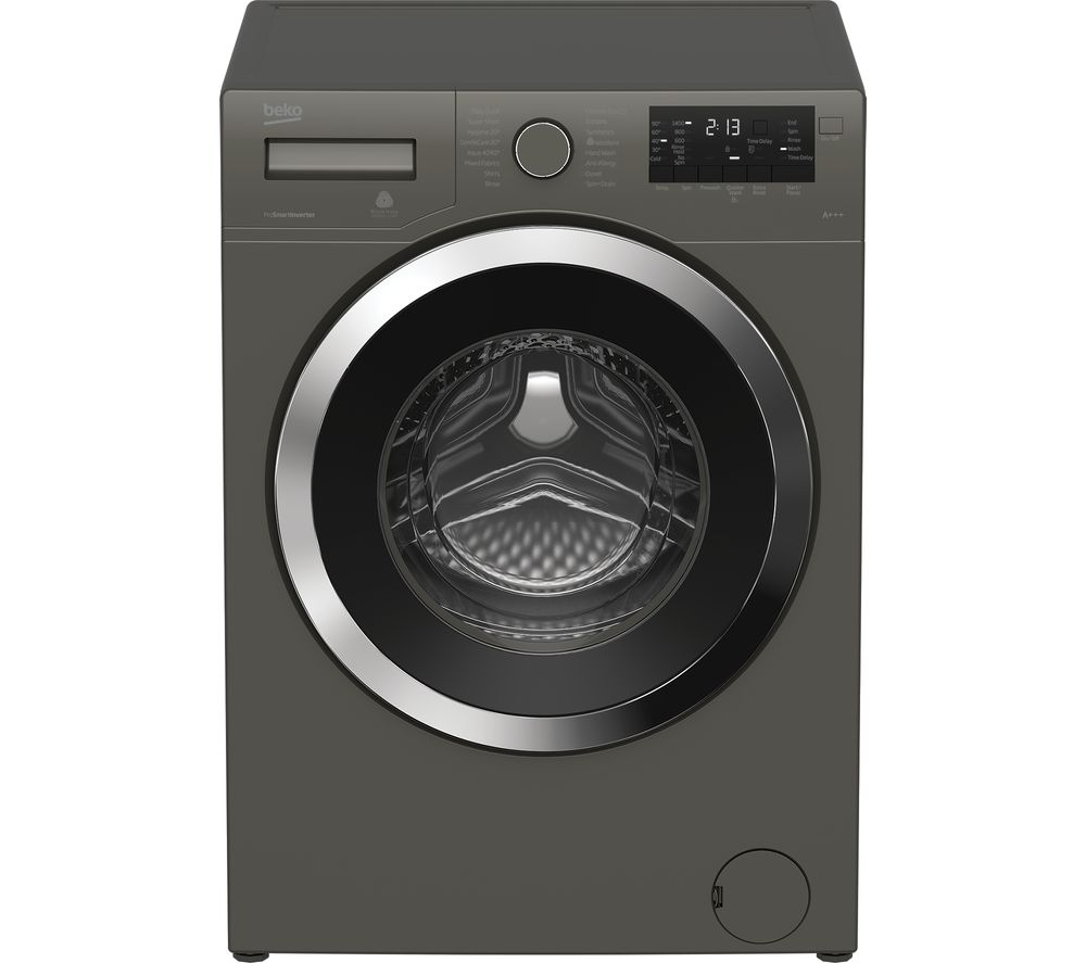 BEKO WY84244G 8 kg 1400 Spin Washing Machine - Grey