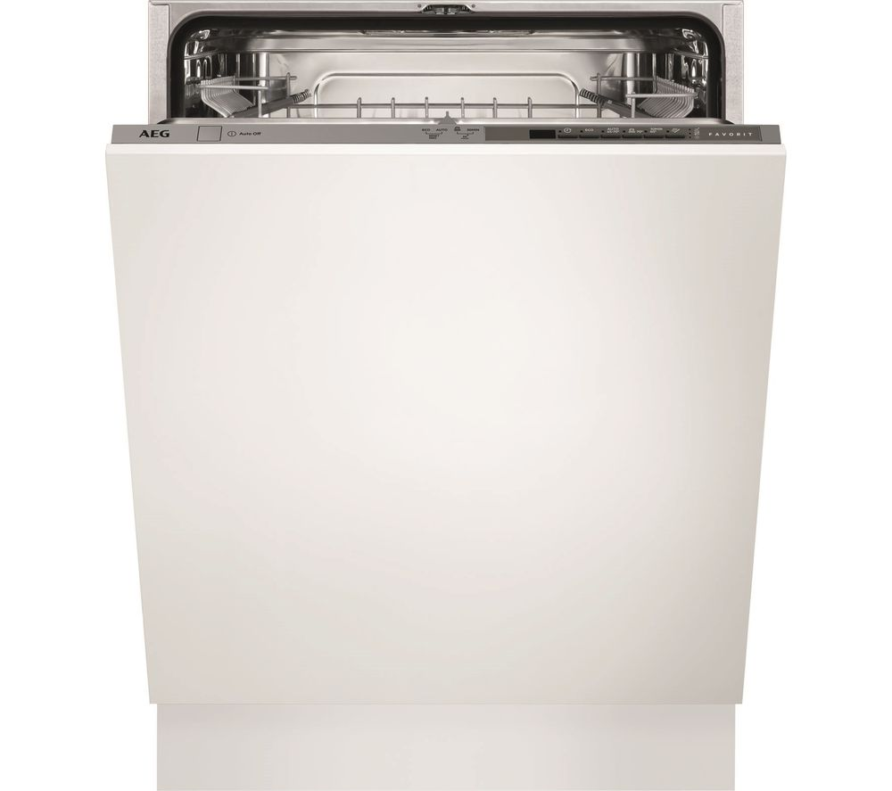 Compare prices for AEG FSB41600Z Full-size Integrated Dishwasher