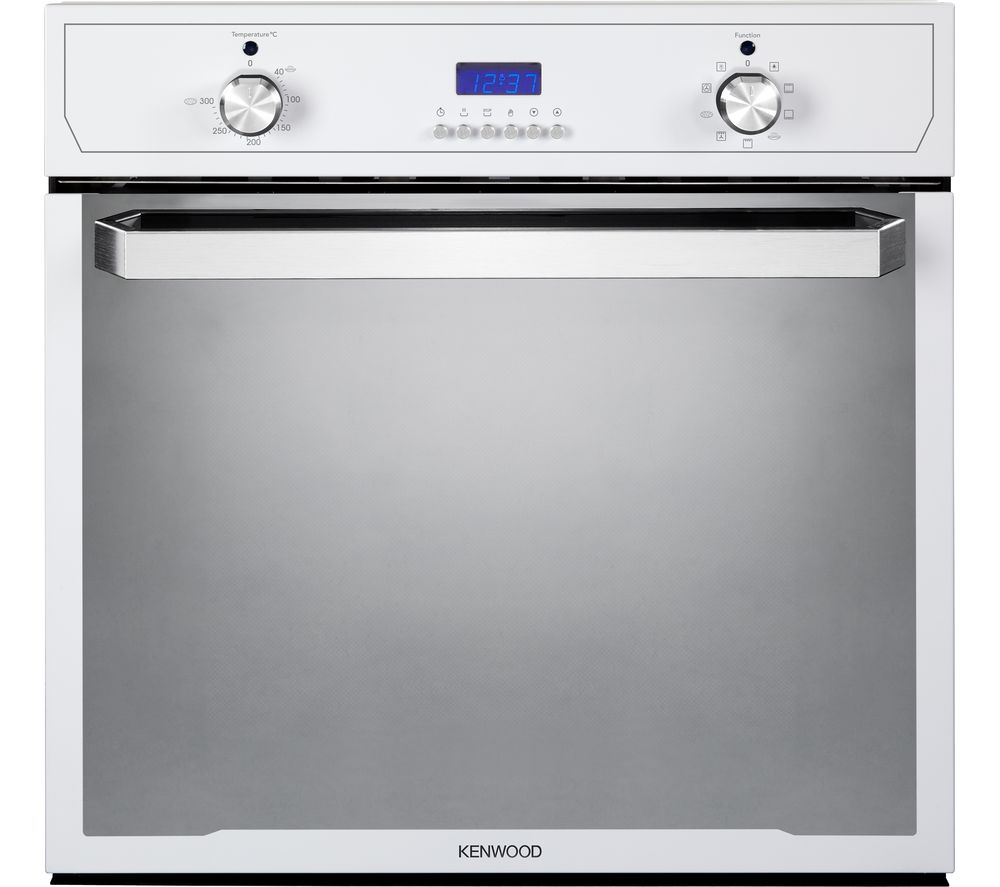 KENWOOD KS101WH Electric Oven - White, White