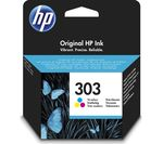 HP 303 Tri-colour Ink Cartridge