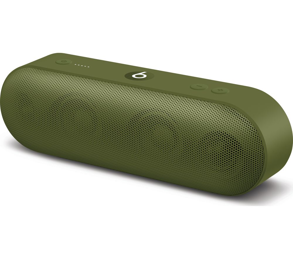 Image of BEATS Pill Portable Bluetooth Wireless Speaker - Turf Green, Green