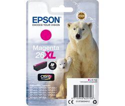 EPSON Polar Bear 26XL Magenta Ink Cartridge