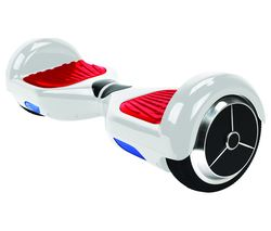ICONBIT Mekotron Hoverboard - White