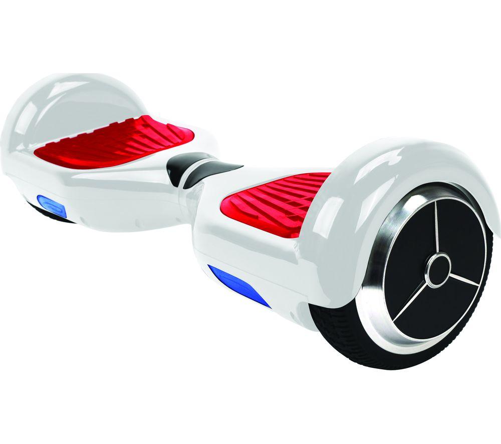 Image of ICONBIT Mekotron Hoverboard - White, White