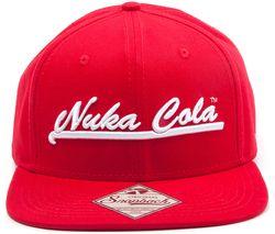 FALLOUT 4 Nuka Cola Snapback Cap - Red