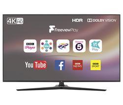 "JVC LT-49C888 49"" Smart 4K Ultra HD HDR LED TV"