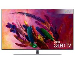 "SAMSUNG QE65Q7FNATXXU 65"" Smart 4K Ultra HD HDR QLED TV"