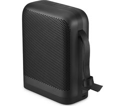P6 Portable Bluetooth Speaker - Black