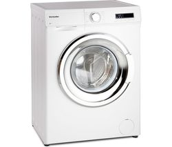 MONTPELLIER MW7140P 7 kg 1400 Spin Washing Machine - White