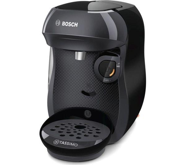 buy tassimo by bosch happy tas1002gb coffee machine. Black Bedroom Furniture Sets. Home Design Ideas