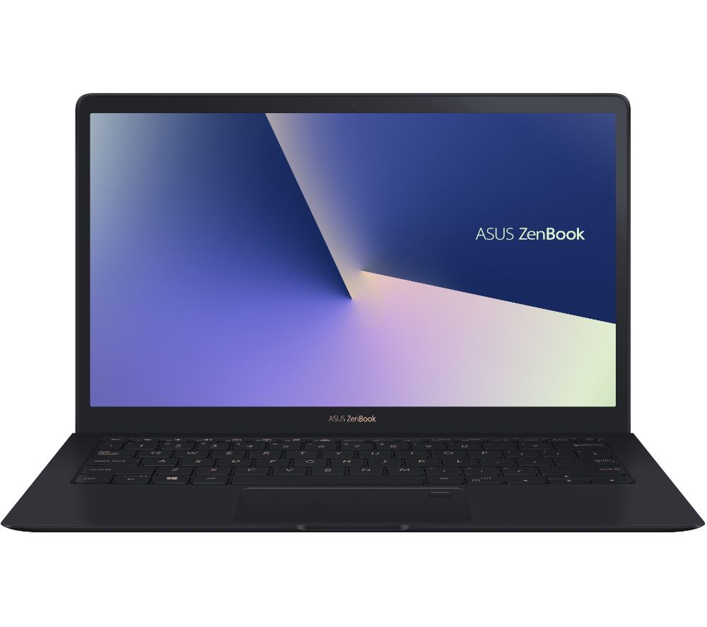 "Image of ASUS Zenbook S UX391UA-EA028T 13.3"" Intel®? Core™? i5 Laptop - 256 GB SSD, Blue, Blue"