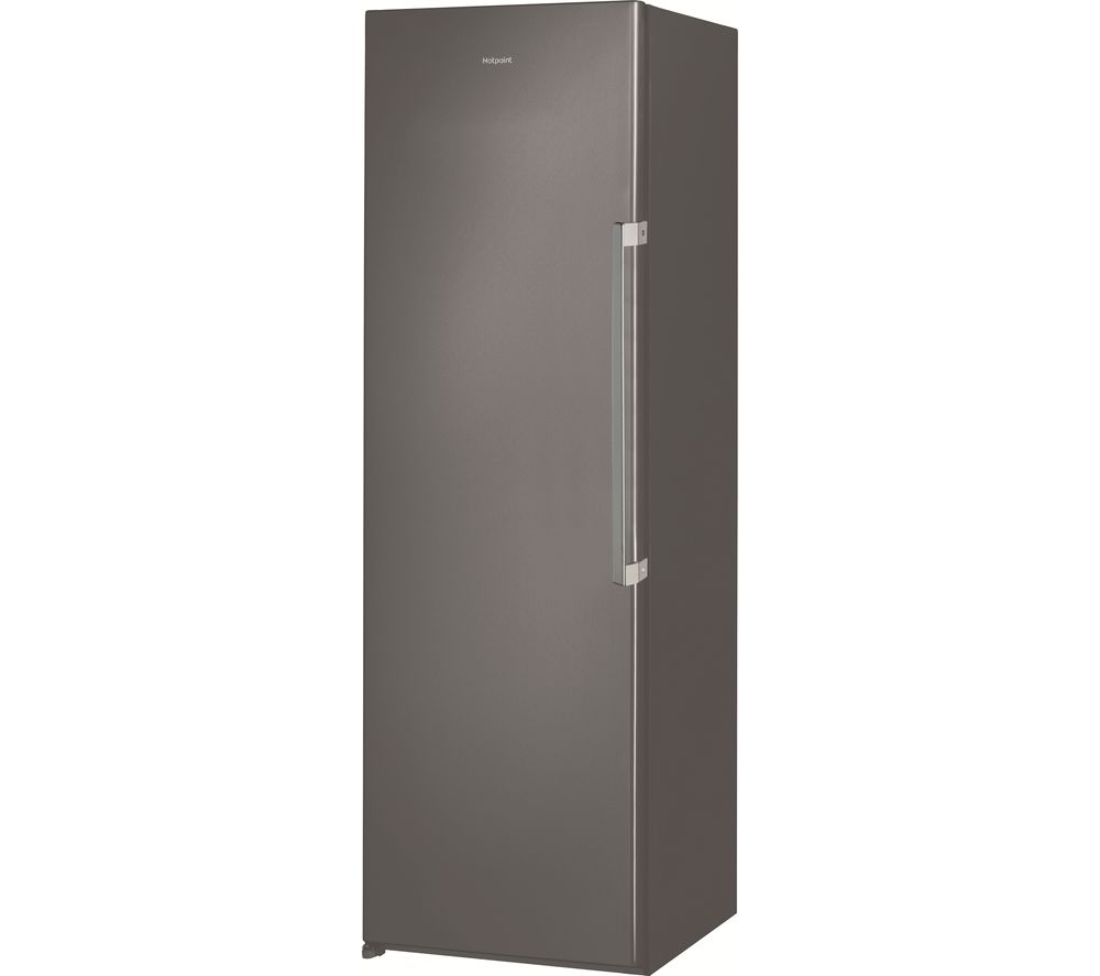 HOTPOINT UH8 F1C G UK.1 Tall Freezer - Graphite