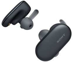 SONY WF-SP900B Wireless Bluetooth Headphones - Black