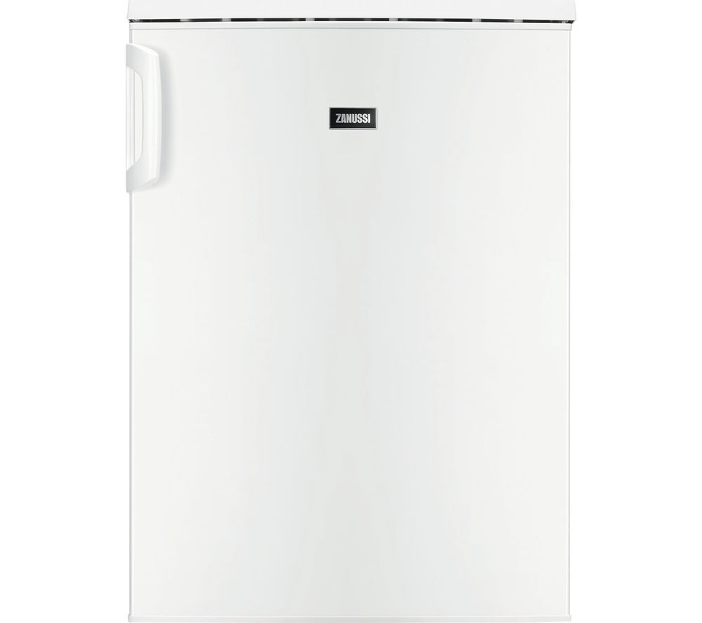 ZANUSSI ZRG15805WV Undercounter Fridge - White