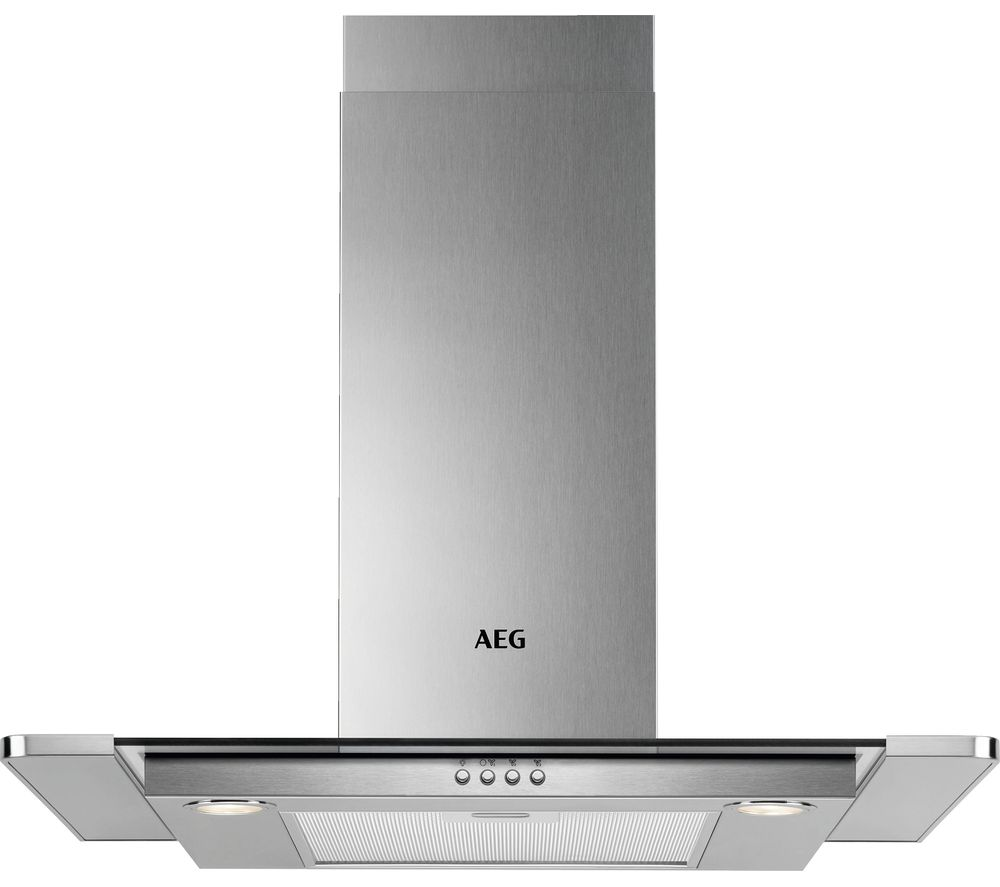AEG DTB3651M Chimney Cooker Hood – Stainless Steel, Stainless Steel