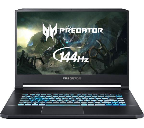 "ACER Predator Triton 500 15.6"" Intel® Core™ i7 RTX 2070 Gaming Laptop - 512 GB SSD"