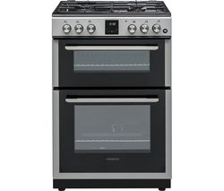 KDG606S19 60 cm Gas Cooker - Silver