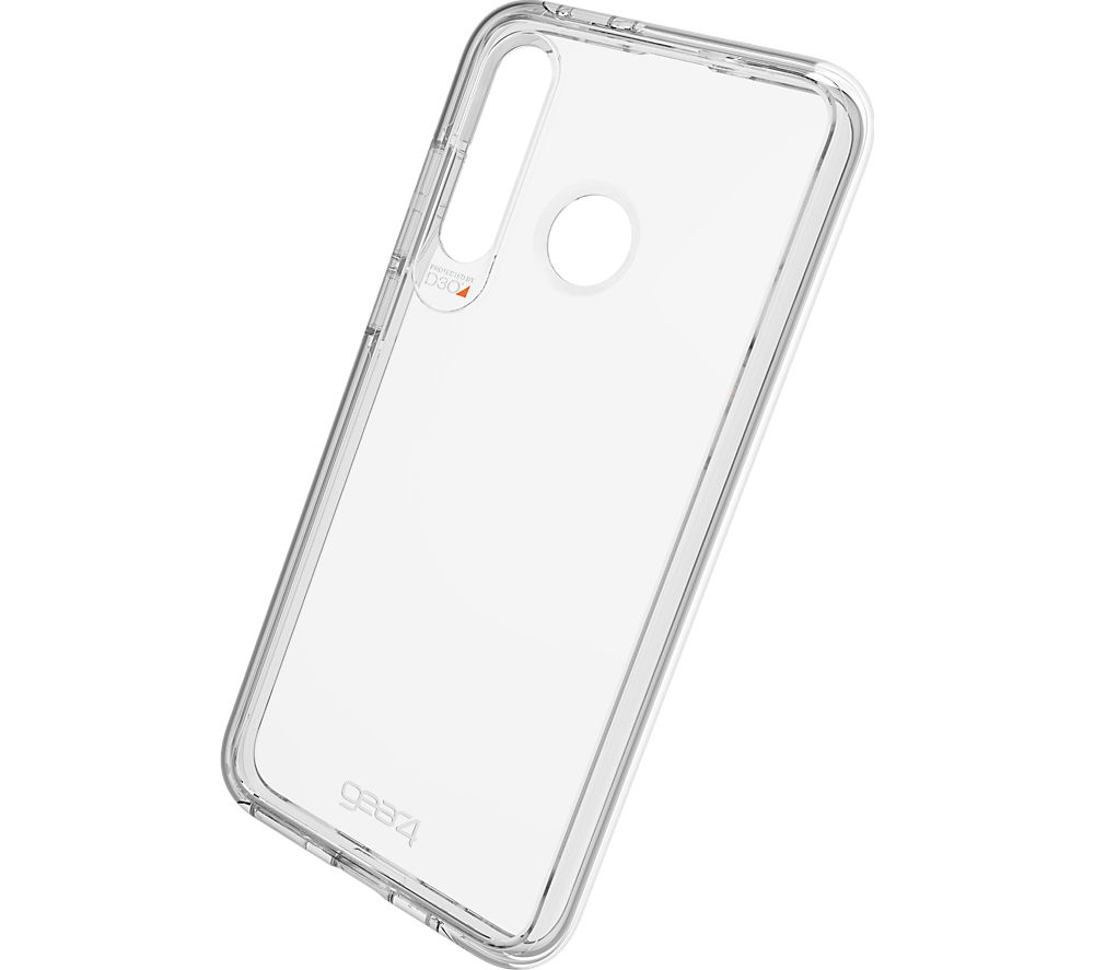 Image of Crystal Palace Huawei P30 Pro Case - Clear, Transparent