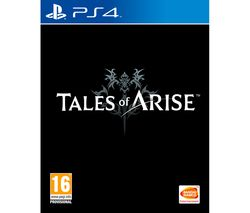 PS4 Tales of Arise