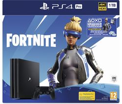 SONY PlayStation 4 Pro with Fortnite Neo Versa Bundle - 1 TB