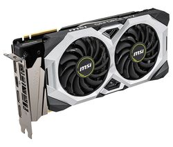 MSI GeForce RTX 2070 8 GB SUPER VENTUS OC Graphics Card