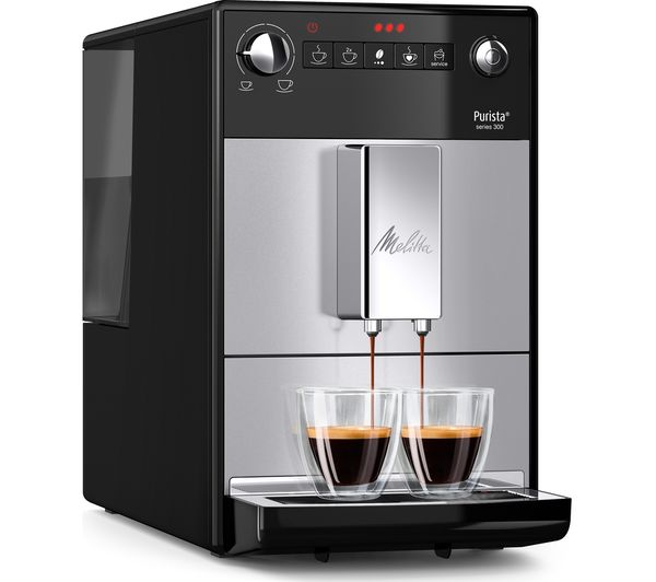 Purista F230 101 Bean To Cup Coffee Machine Silver