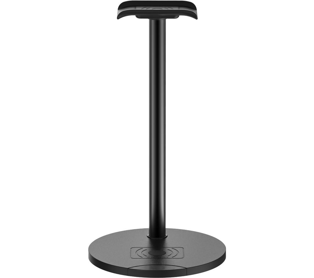 ESSENTIALS BY Qi Wireless Charging Headset Stand