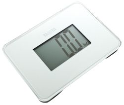 HD-386 Compact Bathroom Scale - White