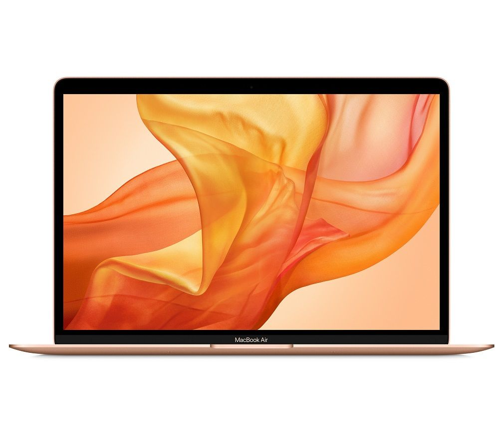 "APPLE MacBook Air 13.3"" (2020) - Intel® Core™ i3, 256 GB SSD, Gold"