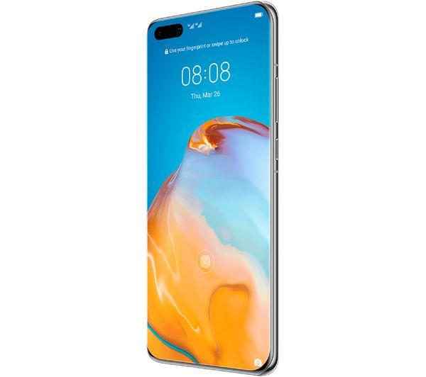 Huawei P40 Pro - 256 GB, Silver 2