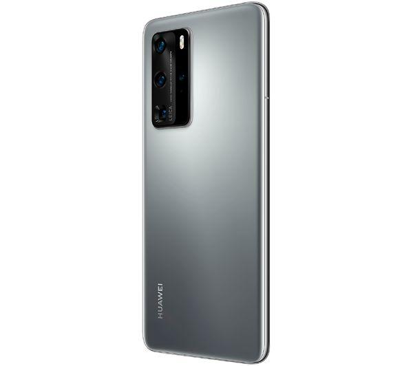 Huawei P40 Pro - 256 GB, Silver 3