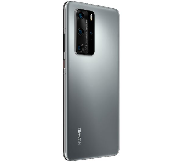 Huawei P40 Pro - 256 GB, Silver 4