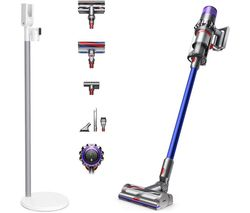 DYSON V11 Absolute Cordless Vacuum Cleaner & V11 Floor Dock Bundle - Blue
