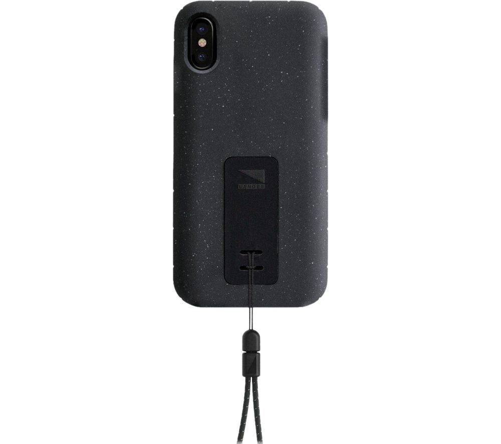 Image of LANDER MOAB iPhone X & XS Case - Black, Black