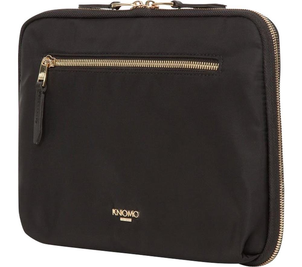 Image of KNOMO Mayfair Knomad Organiser Tablet Case - Black, Black