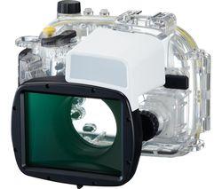 WP-DC53 Canon PowerShot G1 X Mark II Waterproof Case - Transparent