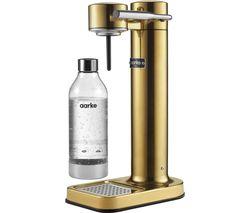 Carbonator II Drinks Maker - Brass