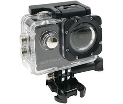 Enduro Black 4K Ultra HD Action Camera - Black