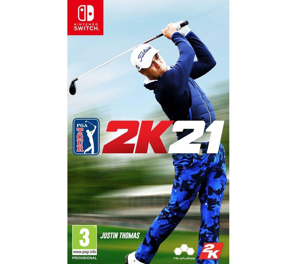 NINTENDO SWITCH PGA Tour 2K21