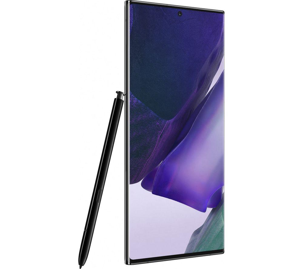 SAMSUNG Galaxy Note20 Ultra 5G - 512 GB, Mystic Black